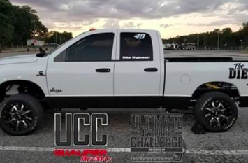 UCC Competitor Truck